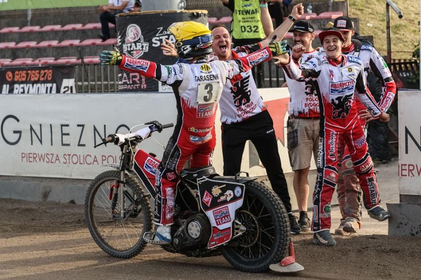 Abramczyk Polonia Bydgoszcz wygrała na wyjeździe po 672 dniach. Tarasenko bohaterem [wideo, zdjęcia, relacja]