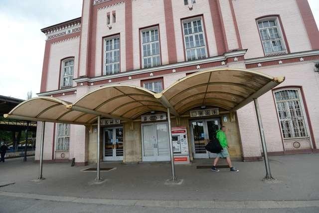 Dworzec Główny PKP - pogotowie reporterskiePKP