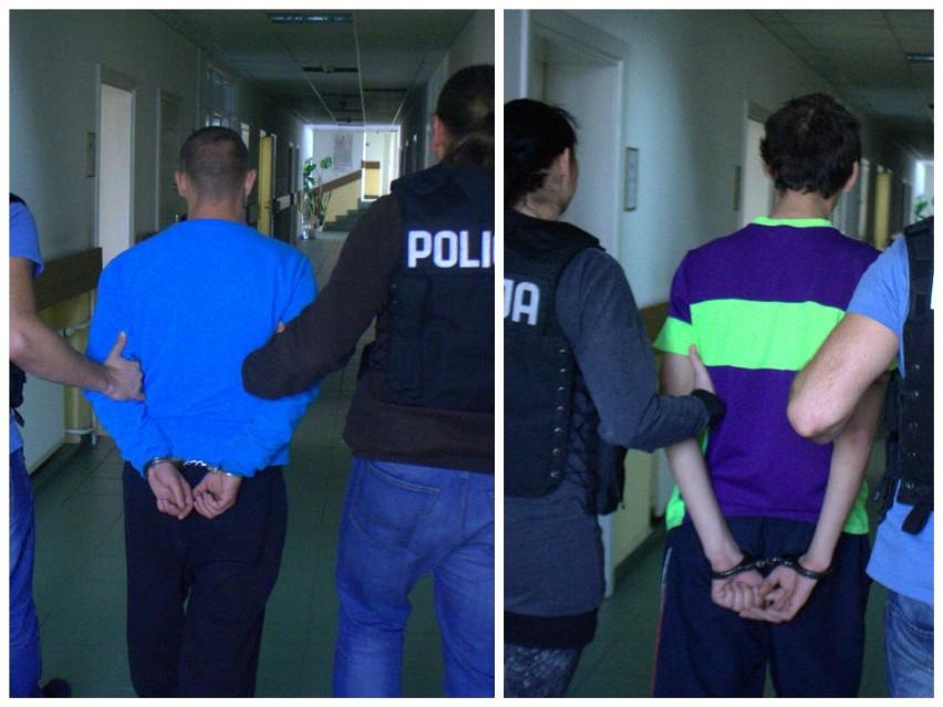 Sprawcy pobicia i kradzieży są już w areszcie