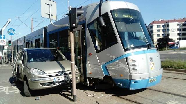 Wypadek przy Kromera