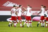Polska - Andora 28.03.2021 r. Robert Lewandowski poprowadził biało-czerwonych do zwycięstwa z Andorą. Powinno być jednak wyższe [zdjęcia]