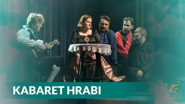 Kabaret Hrabi wystąpi w Toruniu już w najbliższą sobotę