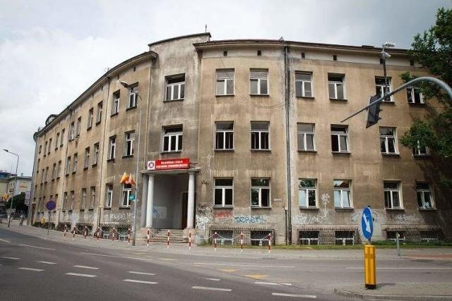 Budynek Sanepidu ma zostać docieplony