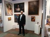 ART EXPO NEW YORK 2019. Prace lubuskiego artysty Bogumiła Hodera na wystawie na Manhattanie [ZDJĘCIA]