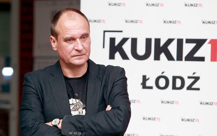 Za serię nocnych tweetów Paweł Kukiz może zapłacić utratą kontroli nad swym ugrupowaniem