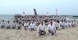 Treningi, integracja, nauka... japońskiego. To było udane zgrupowanie sportowców Klubu Karate NIDAN Zielona Góra