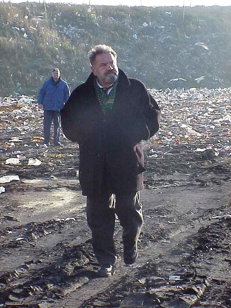 Dla dyrektora Zakładu Gospodarki Odpadami Jacka Wesołowskiego (na zdjęciu) kierowanie spółką byłoby kolejnym wyzwaniem. Zanim zaczął zarządzać wysypiskiem przez lata był dyrektorem Zakładu Wodociągów i Kanalizacji.
