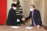 Miasto podpisało umowę na dzierżawę terenu pod budowę farmy fotowoltaicznej