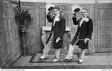 Zdjęcia z obozu jenieckiego odnalezione w Australii. Więźniowie Schneidemühl. Obóz jeniecki z I wojny światowej na archiwalnych zdjęciach