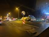 Wypadek w Nakle. Zginęła 14-latka. Kierowcy obu samochodów zostali ranni