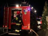 Paliło się w jednej z największych firm w Kostrzynie