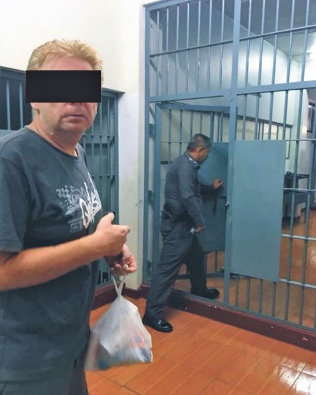 Dariusz P. została zatrzymany przez tajską policję.