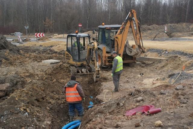 Nowa droga w Dąbrowie Górniczej połączy bezpośrednio DK 94 z drogą wojewódzką 796, która prowadzi do Zawiercia i Kielc