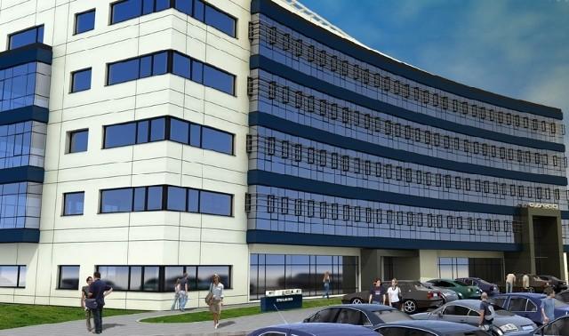 Siedziba Asseco Poland Rzeszów, która jest największą firmą w regionie.
