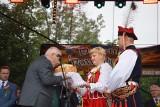 Dożynki powiatu miechowskiego. Rolnicy świętowali w Książu Wielkim [ZDJĘCIA]