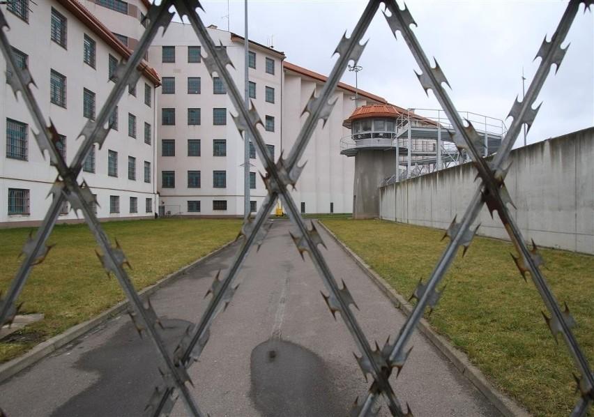 Dziesięciu skazanych z Aresztu Śledczego w Piotrkowie Trybunalskim uczy się, jak zostać drwalem