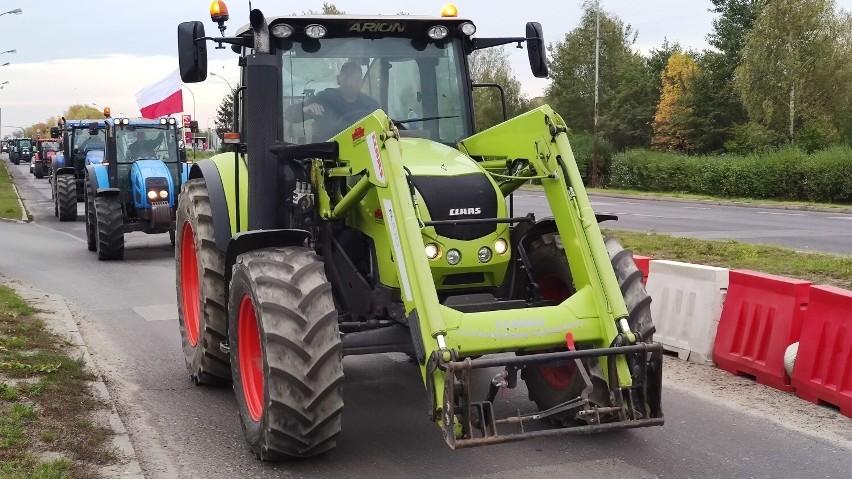 We wtorek o godzinie 8 rano rolnicy mają wyjechać traktorami...