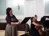 Pałac Branickich. Aula Magna. Marta Wróblewska, Anna Wróbel, Małgorzata Marczyk - Pieśni na sopran, wiolonczelę i fortepian (zdjęcia)