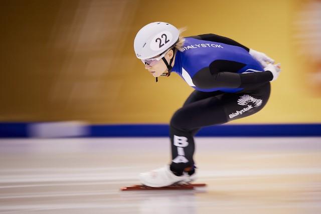 Natalia Maliszewska obroniła w sobotę dwa złote medale mistrzostw Polski