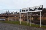 Budowa mostu tymczasowego w Krośnie Odrzańskim przesunięta. Kiedy ruszą pierwsze prace?