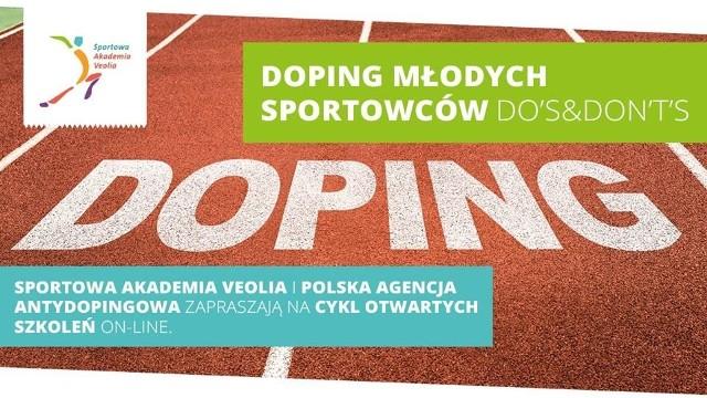 Doping wśród młodych sportowców to coraz bardziej powszechne i niebezpieczne zjawisko