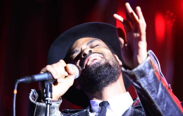 Bilal, amerykański wokalista muzyki soul, zagrał wczoraj w szczecińskim klubie Lulu.