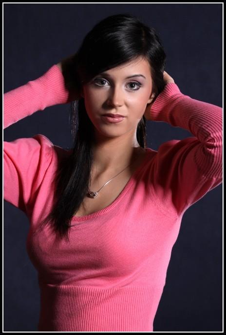 Patrycja Roszkowska startuje w konkursie na Miss Podlasia Nastolatek 2009 z literką N.