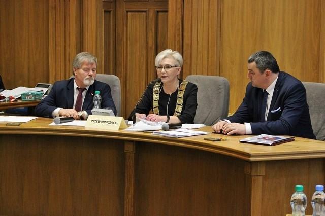 Pierwsza sesja nowej Rady Miasta Ruda Śląska 2018