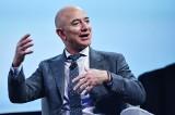 Najbogatszy człowiek na świecie poleci 20 lipca w kosmos. Jeff Bezos zabierze swojego brata