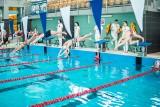 1 runda Świętokrzyskiej Ligi Pływackiej na basenie w Staszowie. Wystartowało 162 zawodników (DUŻO ZDJĘĆ)