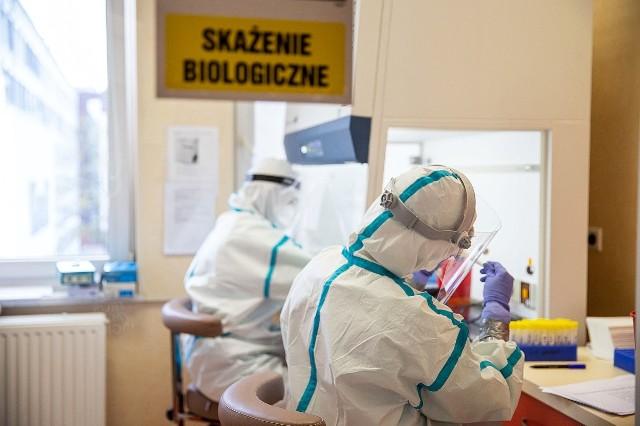 90 nowych zakażeń koronawirusem w województwie podlaskim