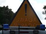 Groźny wypadek pod Pabianicami. Cztery osoby, w tym dwójka dzieci, poszkodowane