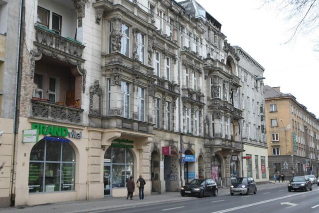 Kamienica przy ulicy Kościuszki we Wrocławiu
