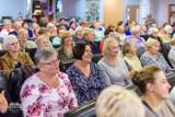 """Kampania edukacyjna """"Zdrowy i Aktywny Senior"""". 250 seniorów spotkało się na wykładach (ZDJĘCIA)"""