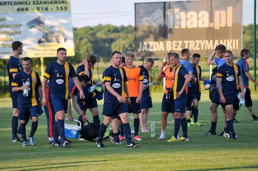 Piłkarze Ruchu Zdzieszowice w pięciu ostatnich meczach zdobyli 13 punktów. Są więc w wysokiej formie.