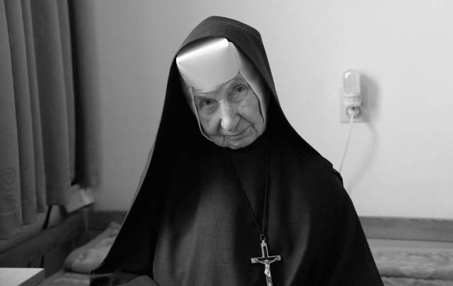 Siostra zakonna Adamina, zmarła 20 listopada 2020 roku. Miała 106 lat.