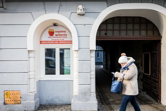 Wspólna Spiżarnia istnieje przy Gdańskiej 79 od czerwca ubiegłego roku.