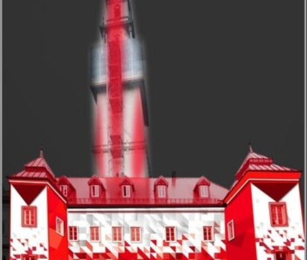Wieża Jasnej Góry zyska nowe oświetlenie. Klasztor rozbłyśnie w biało-czerwonych barwach