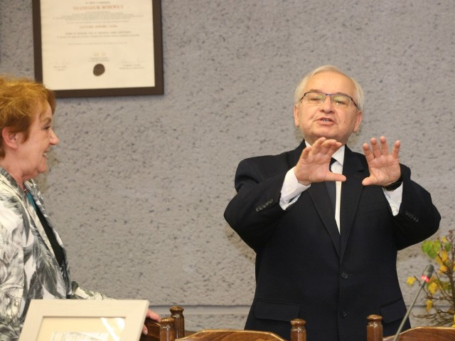 Profesor Jan Malicki obchodził 70. urodziny i długie lata pracy zawodowej