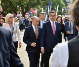 Drugi dzień Forum Ekonomicznego w Krynicy. Jednym z gości jest premier Mateusz Morawiecki
