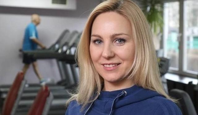 - Cieszmy się z każdego zgubionego kilograma - mówi Olga Chaińska (40 lat), dietetyczka i trenerka