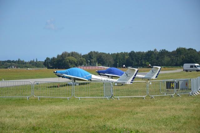 Na lotnisko przyleciały już pierwsze samoloty