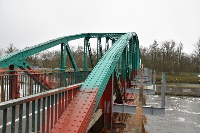 Przebudowa mostu im. Ireny Sendlerowej w Opolu