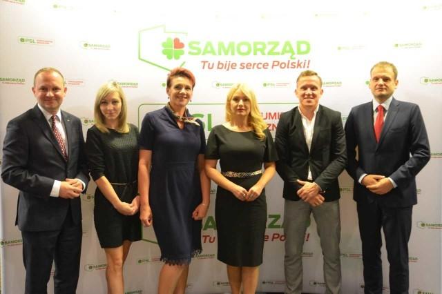 Krzysztof Hetman, Kinga Kicińska, Renata Bieńko, Anna Augustyniak, Konrad Nowak  i Robert Lipiński.