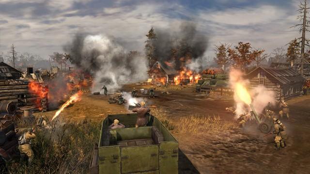 Company of Heroes 2Company of Heroes 2 ukaże się już 25 czerwca w pełnej, polskiej wersji językowej