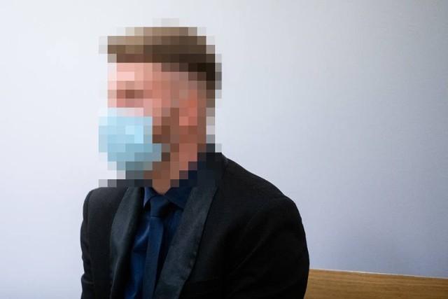 Trwa proces Łukasz G., który pod koniec ubiegłego roku potrącił 63-latkę, przechodzącą przez przejście dla pieszych na ul. Głogowskiej w Poznaniu.