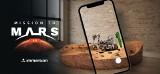 Lądowanie na Marsie łazika Perseverance. Firma Immersion VR z Warszawy przygotowała bezpłatną aplikację Mission to Mars AR [ZDJĘCIA]