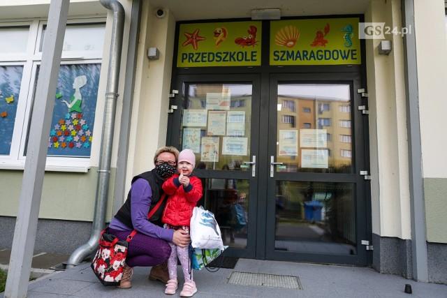 Przedszkola w Szczecinie ponownie otwarte