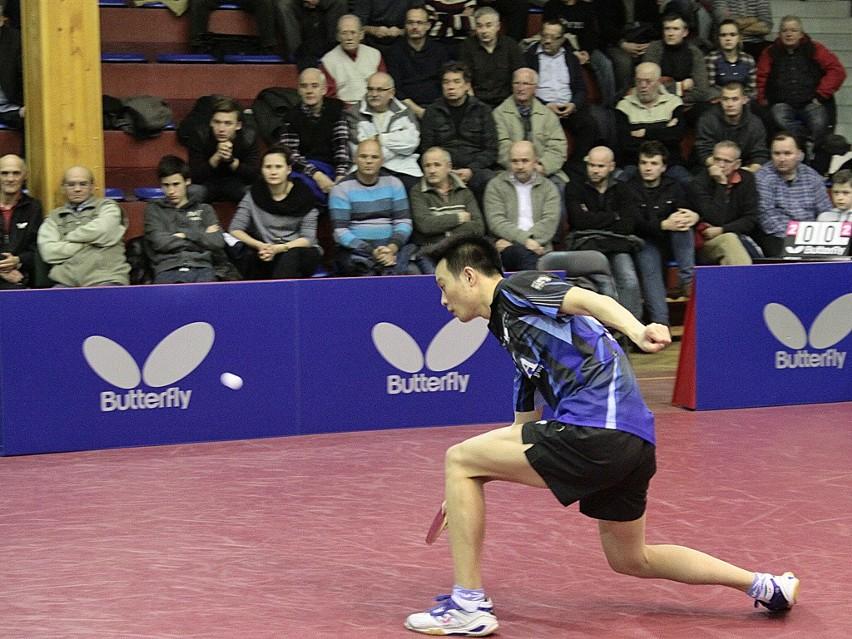 Tenis stołowy. Olimpia Unia pokonała Energę Maneki Wan Yang