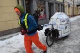Mieszkający w naszym regionie maratończyk, Piotr Kuryło wyrusza w daleką podróż. Nie zgadniecie, dokąd? [ZDJECIA]